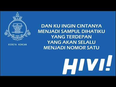 HiVi - Gadis Sampul (Lirik) Mp3