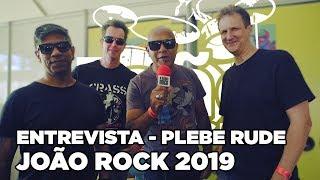 Plebe Rude   Entrevista João Rock 2019