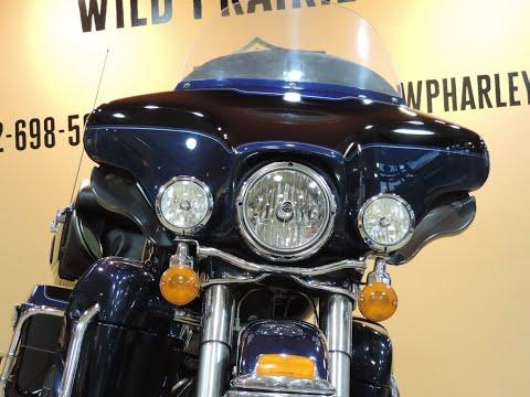 2013 Harley-Davidson® H-D Touring FLHTCU Ultra Classic® Electra Glide®