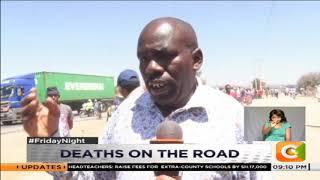 12 Die In Kikopey Crash On Nakuru-Nairobi Road