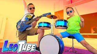 ROCKTube Leo y Mikel crean su propia banda de Rock
