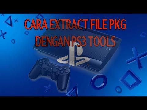 PS3 Ultra Tutorial PT2 - More tools! Unpack-repack PKG files