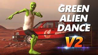 Adanalı Yeşil Uzaylı Dansı V2 (2019 Yeni Animasyon)