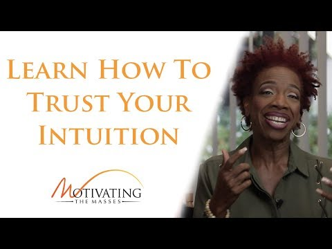 Lisa Nichols – Learn How To Trust Your Intuition