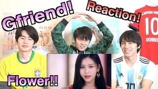 【여자친구~Flower~】일본인이 한국어로 하는 K팝 리액션!!