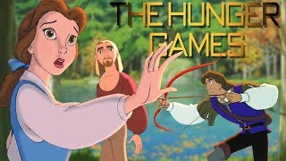 ❝The Hunger Games❞ Non/Disney Style