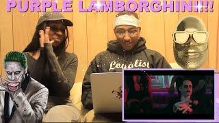 """Couple Reacts : Skrillex & Rick Ross """"Purple Lamborghini"""" Reaction!!!"""