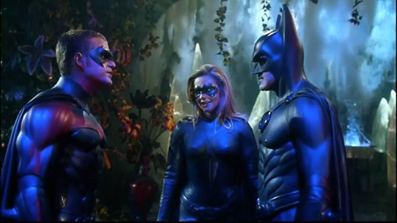 >Batman & Robin (1997) Official Theatrical Trailer HD