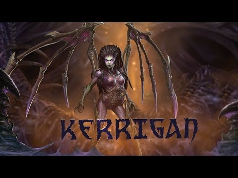 Kerrigan Has An Axe To Grind In The New Trailer For Heroes Of The Storm
