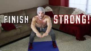 At Home Workouts to Get a BIGGER BUTT | brettcap