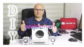 Kendi Projeksiyon Cihazını Yap | Kendin Yap