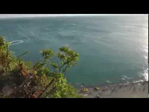 Черное море на закате! Шикарный вид! (видео)