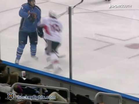Boris Valabik vs. Shean Donovan