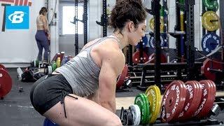 Leg Day With Natasha Aughey   Powerlifter