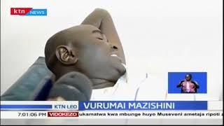 Vurumai Mazishini: Kisa chatokea Trans Nzoia,Polisi wawajeruhi waombolezaji