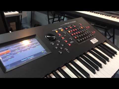 Yamaha Montage MODX Favorite Covers Set 3 - narfsounds