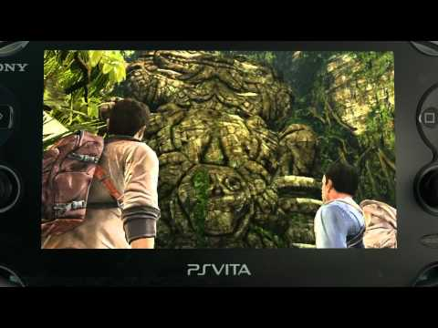 Uncharted: Golden Abyss™ Game | PSVITA - PlayStation