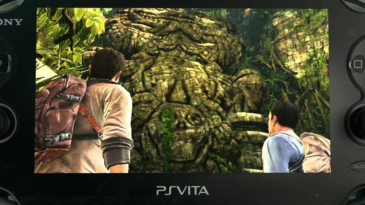 UNCHARTED: Golden Abyss Opens The Black Market