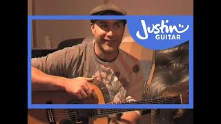 Do They Know It's Christmas? - Band Aid (Songs Guitar Lesson ST-103) How to play