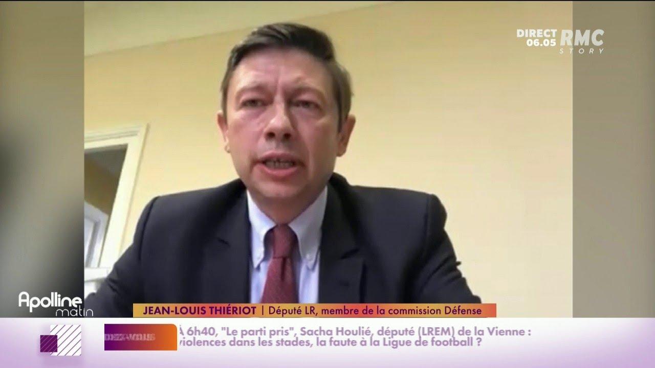 """Sous-marins: """"La France doit réagir et redéfinir sa position"""", alerte Jean-Louis Thiériot"""