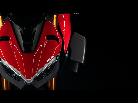 2021 Ducati Streetfighter V4 S in New Haven, Connecticut - Video 2