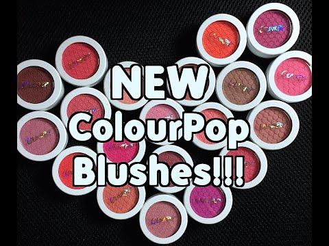 Super Shock Blush by Colourpop #10