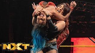 Yim vs. González - NXT Women