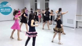 Хореограф Катя Зайцева - Латина (дети) Пн.Ср.Пт. 15:00, 16:
