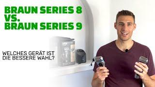 Braun Series 8 vs Series 9: Kann sich die neue Series 8cc gegen die teurere 9cc behaupten? [2021]