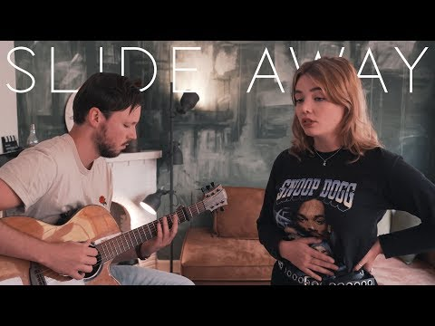 Slide Away - Miley Cyrus // Acoustic Cover