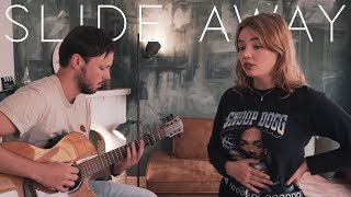 Slide Away   Miley Cyrus  Acoustic Cover