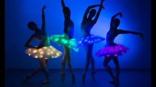 LED Light Ballerinas