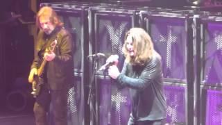 """Fairies Wear Boots"" Black Sabbath@Madison Square Garden New York 2/27/16 The End Tour"