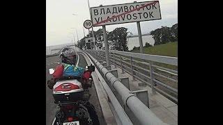 Мотопутешествие Владивосток- Ижевск 2014