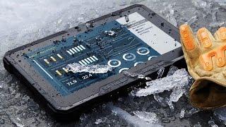 Dell Rugged Tablet für extreme Bedingungen - HIZ048