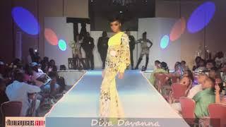 Diva Davanna walks TA modeling competition 2019.