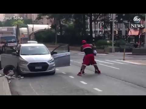 Street Fighting in NYC