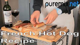 French Hot Dog Recipe