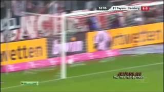 Бавария 9-2 Гамбург