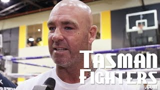 Browne Wants Knockout