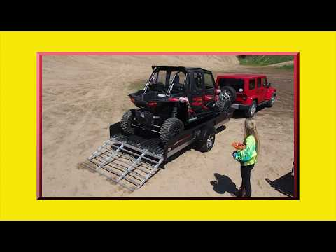 2019 FLOE INTERNATIONAL Cargo Max XRT 13-73 Tandem (No Brake) in Trego, Wisconsin - Video 1