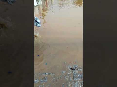 Chuvas em Araçagi-PB