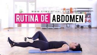 Rutina de abdominales inferiores :D ¿Quién se anima