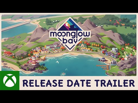 《Moonglow Bay》體素垂釣經營遊戲,將於10月7日正式發售,登陸Xbox Series/Xbox One/Steam/Epic平台,支援中文