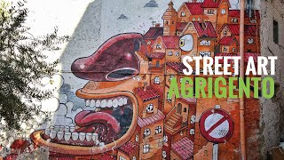 (ENG) Agrigento Street Art documentary