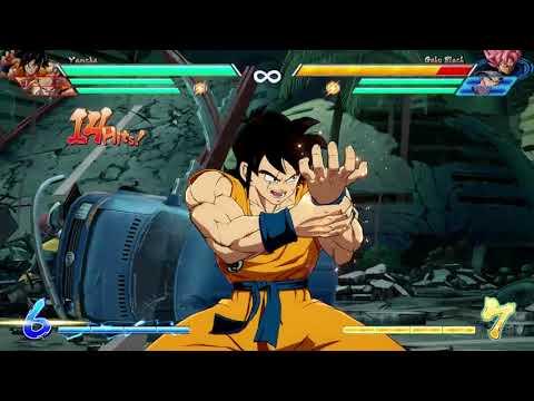 DRAGON BALL FighterZ - Yamcha Character Breakdown de Dragon Ball FighterZ