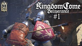 Let's Play - Kingdom Come Deliverance - Episode 1 - The Worst Day