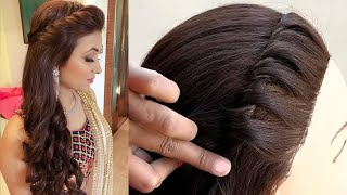 Easy Hairstylist | Cool & Unique Hair Braids | Girls Fashion Hairstyle  #hairstylist #tutorial