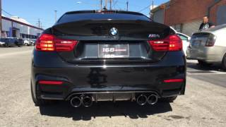 FI Evolution Exhaust: BMW F80 M3 F82 M4