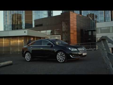 Opel  Insignia Седан класса D - рекламное видео 2